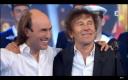 Carlos Núñez et Alain Souchon - Champs Elysées
